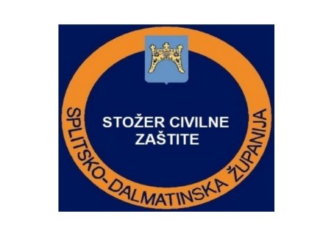 stožer civilne zaštite logo