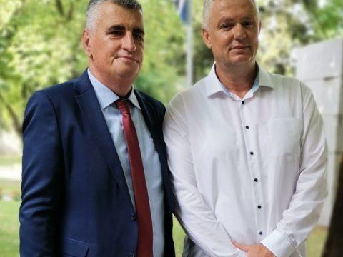 Petar Župić i Miro Bulj